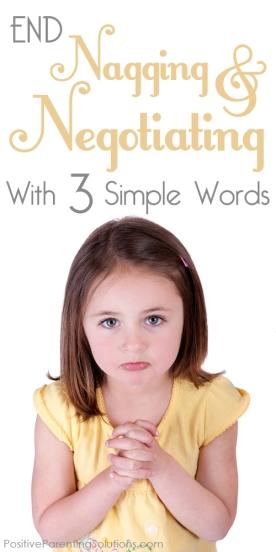 nagging-negotiating